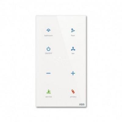 Sensor táctil con termostato