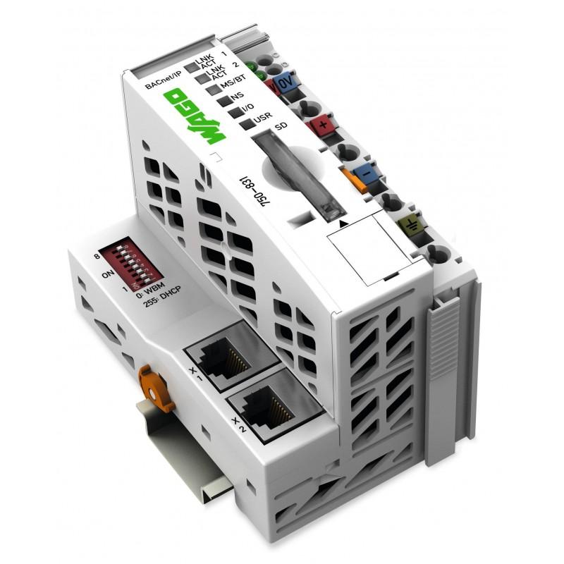 750-831 - Controlador BACnet / IP
