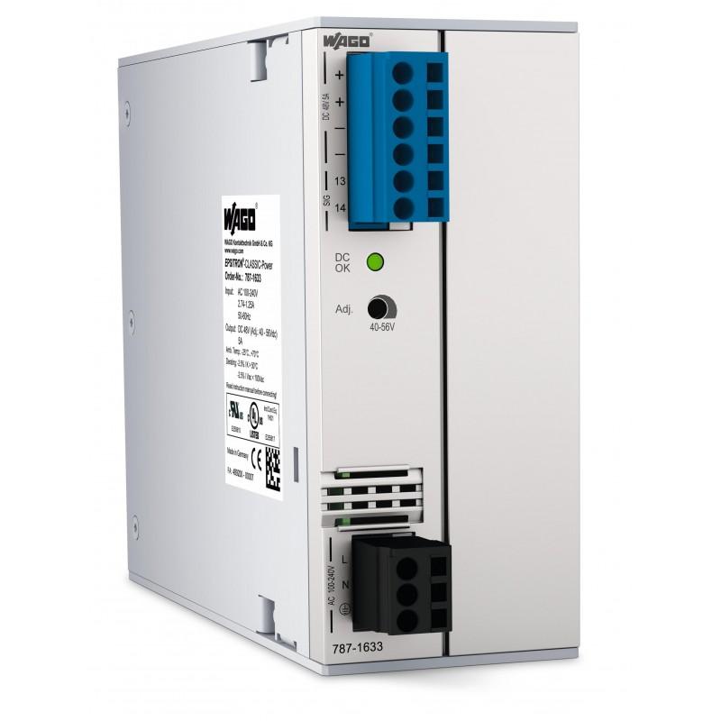 787-1633 - Fuente de alimentación fase única