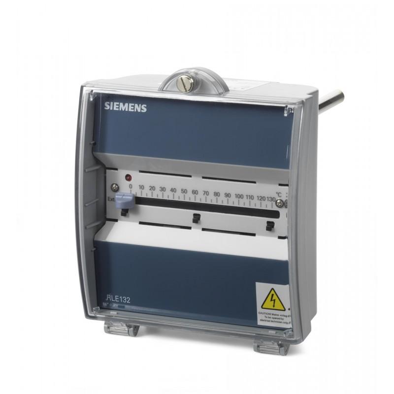 RLE132 - Controlador electrónico con sonda de temperatura de inmersión