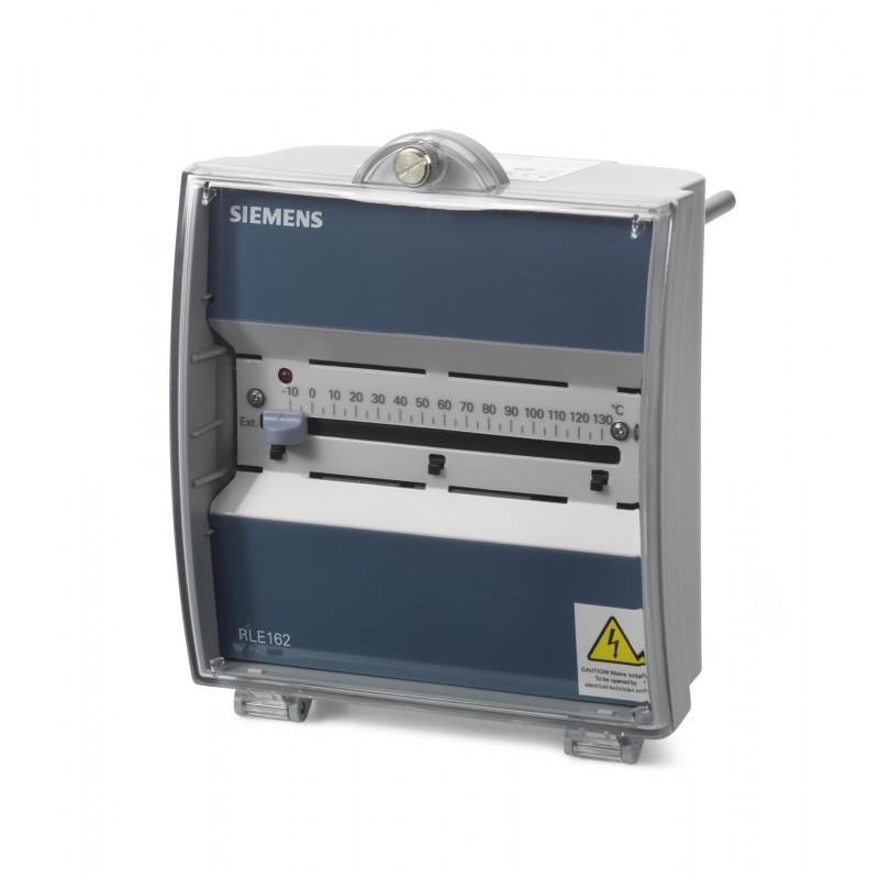 RLE162 - Controlador electrónico con sonda de temperatura de inmersión