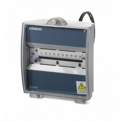 RLM162 - Controlador electrónico con sonda de temperatura de conducto