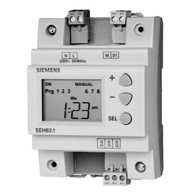 SEH62.1 - Reloj programador digital