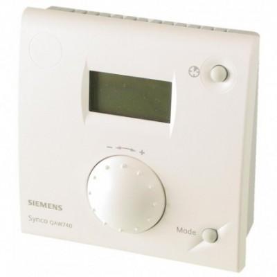 QAW740 -Unidad ambiente con interfaz KNX