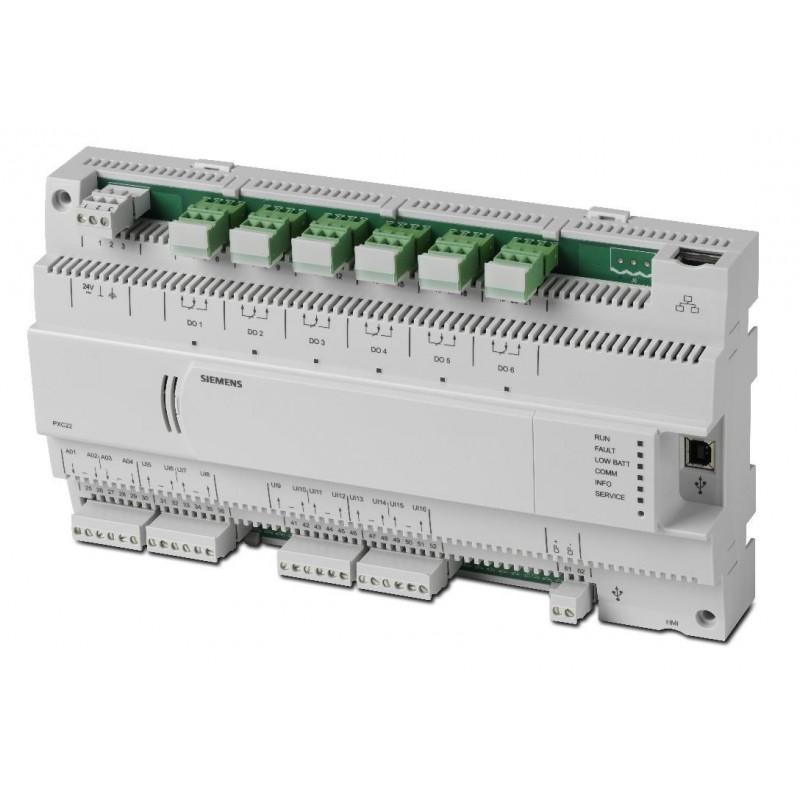 PXC22-E.D - Controlador DESIGO PX RED IP