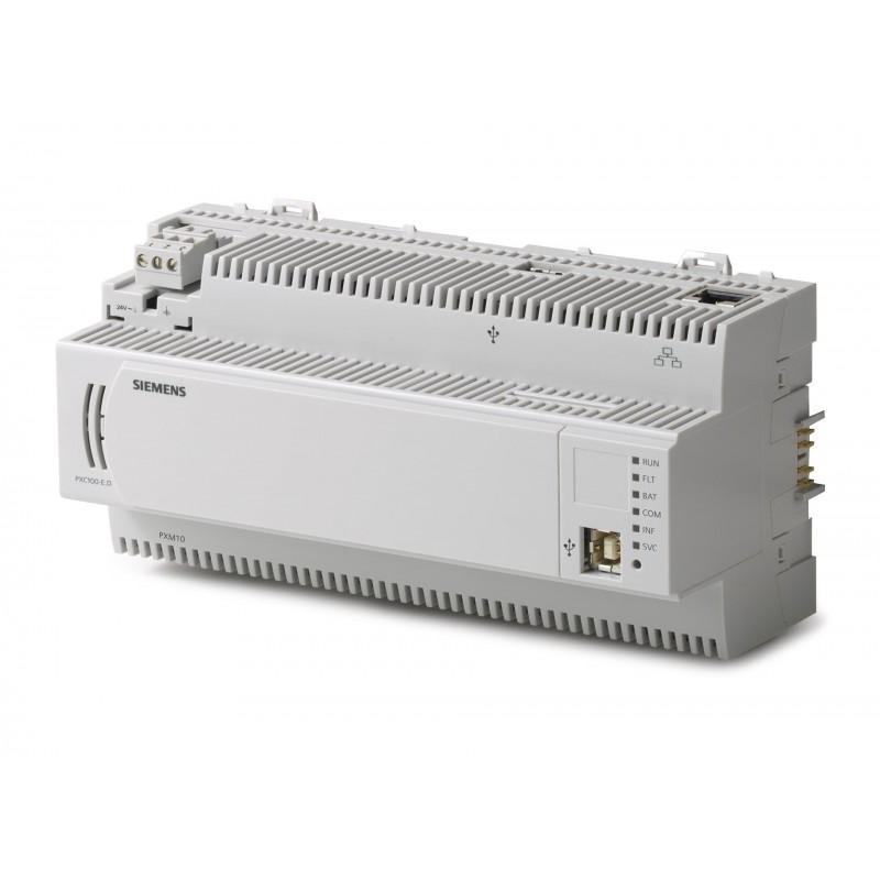 PXC50-E.D - Controlador modular Bacnet/IP con conexión a bus isla