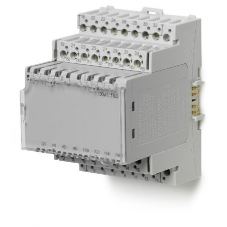 TXM1.16D - Módulo de 16 entradas digitales