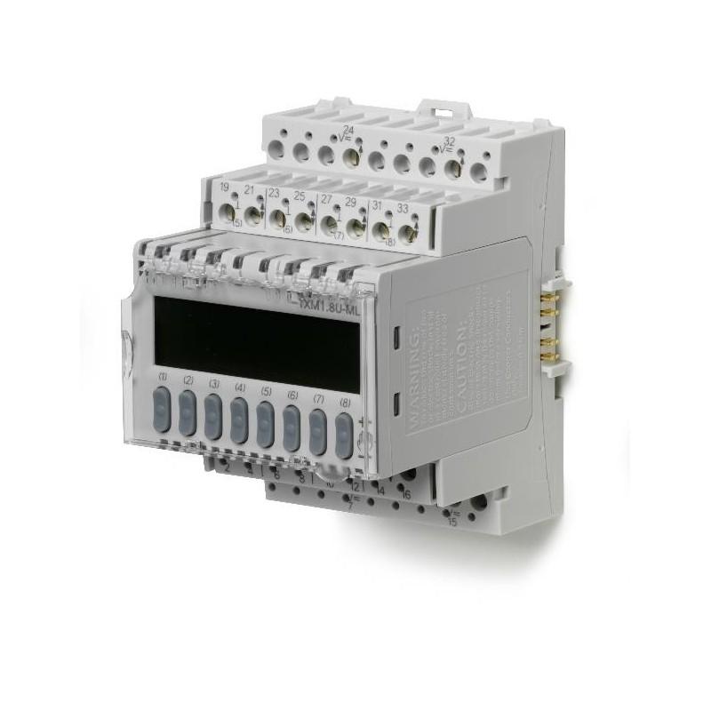 TXM1.8U-ML - Módulo de 8 E/S universales