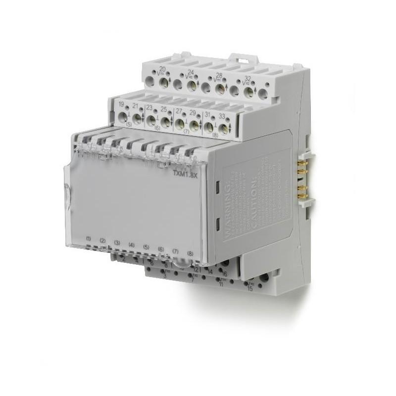 TXM1.8X - Módulo de 8 E/S universales