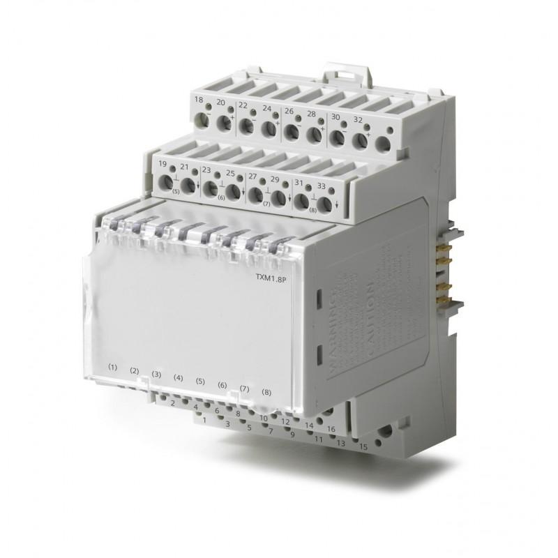 TXM1.8P - Módulo TX 8 entradas resistencia
