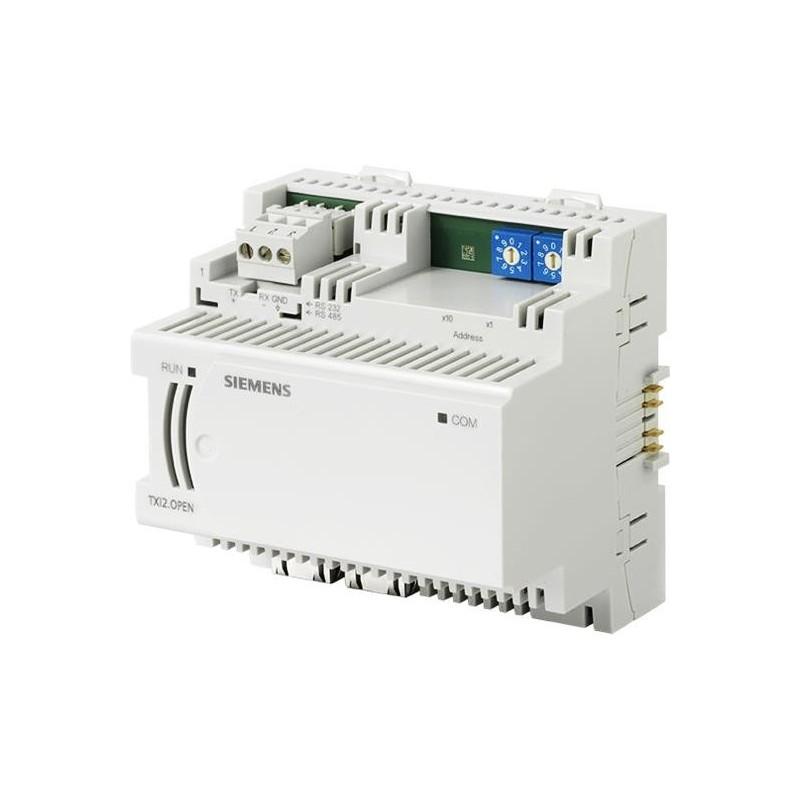 TX Open RS232/485 - Modulo para integrar sistemas y dispositivos de terceros