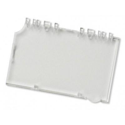 TXA1.LH - Soporte transparente para etiqueta de mó