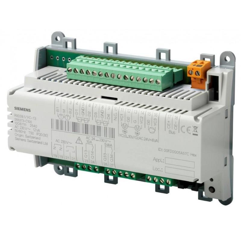 RXB39.1/FC-13 - Controlador de fan-coil para ventiladores con motores EC/DC