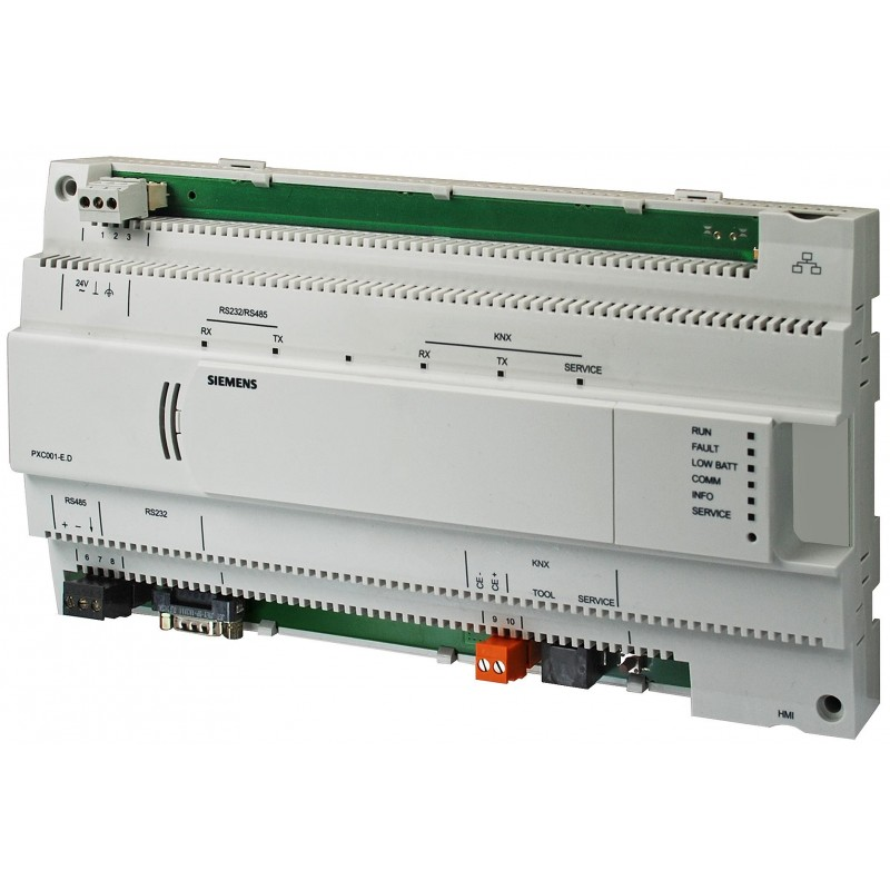 PXC001-E.D - Controlador PX OPEN BACnet/IP
