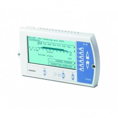 PXM20 - Terminal de mando de los controladores