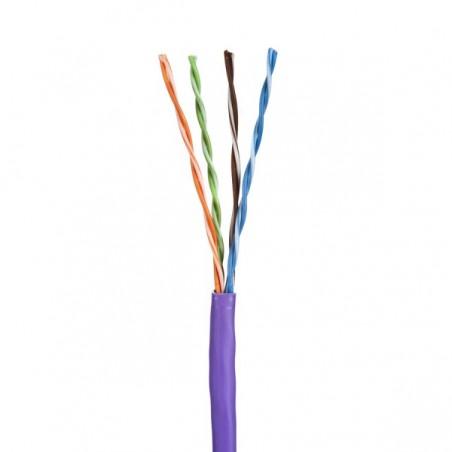 Cable de datos - UC300 24 C5e F/UTP ARM-TRENZA