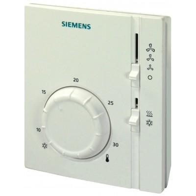 Mando ventilador 0 / I / II / III aplicación a 4 tubos