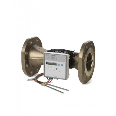 Medidor ultrasónico de calor 1