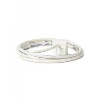 Asignador electrónico de costes de calefacción con temporizador de vigilancia