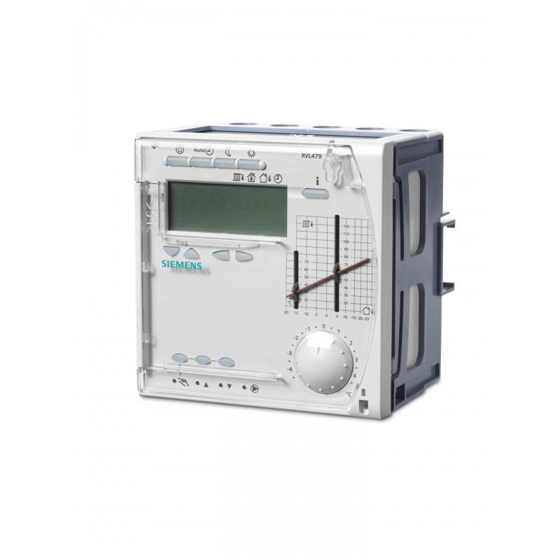 Regulador de calefacción multifunción