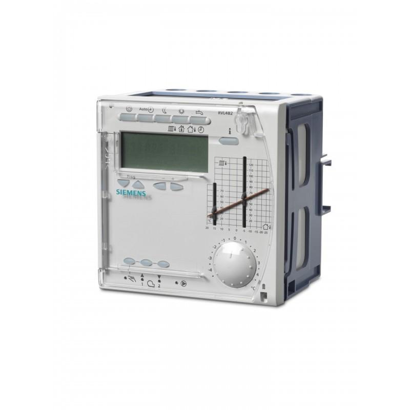 Controlador de calefacción +ACS