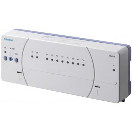 Controlador de circuito de calefacción