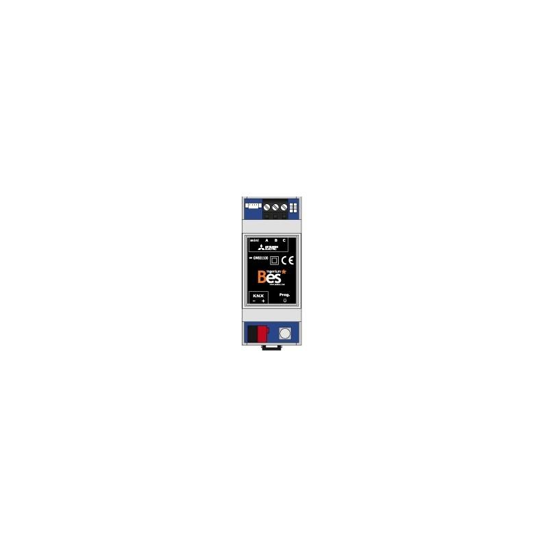 Gateway KNX – LG HVAC - Formato DIN