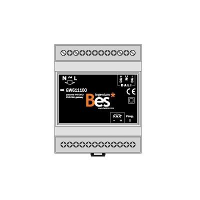 DALIK - Gateway KNX – DMX...