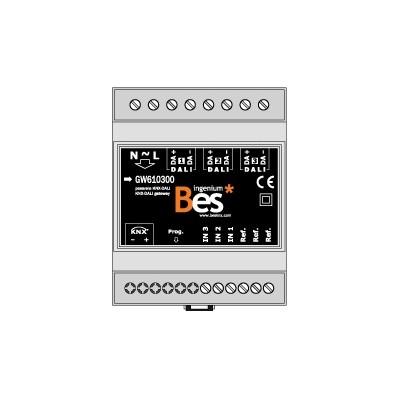 DALIK-BRD3 - Gateway KNX –...