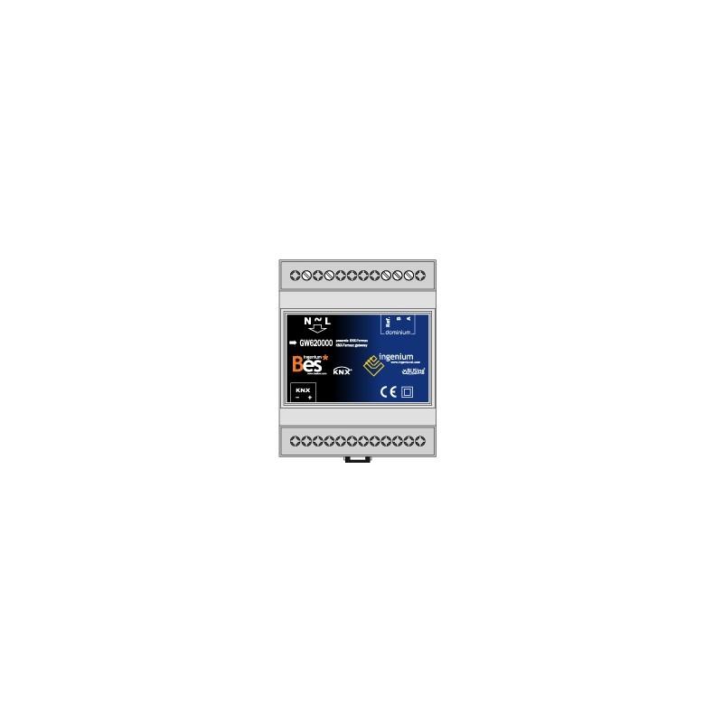 Gateway KNX – Fermax Smile Dominium - Formato DIN