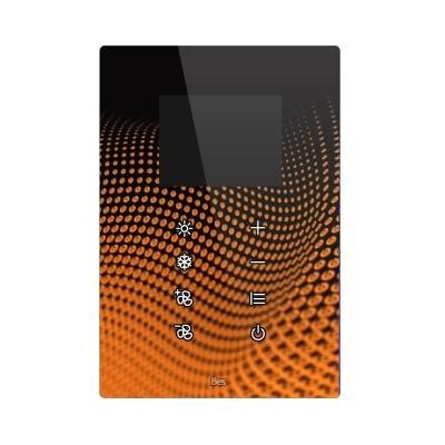 Termostato táctil vertical - Pantalla 2